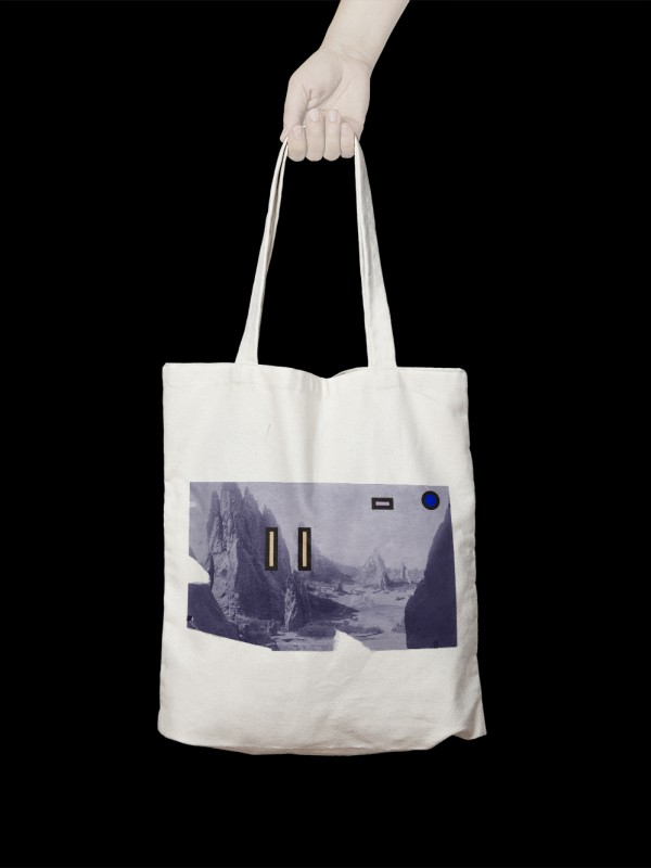 Tote Bag, Valley